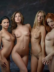 Caprice, Angelica, The Red Fox & Keira : Quadratic Sexquation
